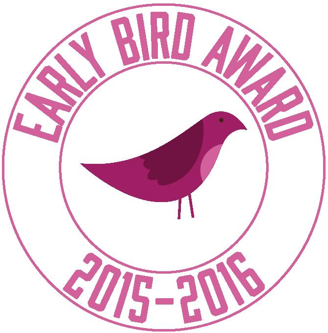 Texas PTA Early Bird Award
